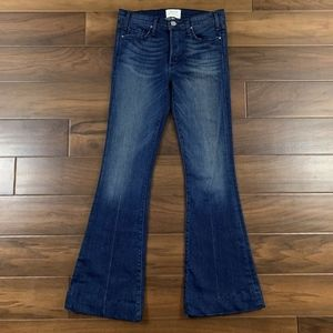 McGuire Size 28 Medium Wash Flare Denim Jeans